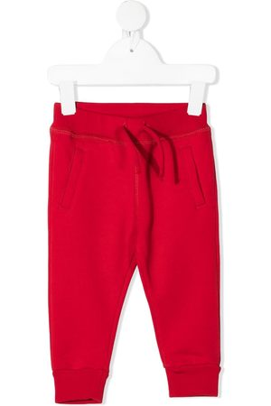 Dsquared2 Kids Logo-print track pants