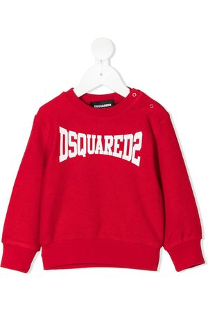 Dsquared2 Kids Logo-print sweatshirt