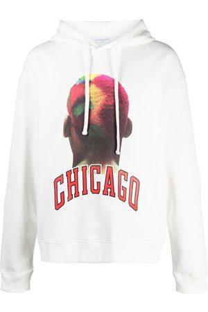 Ih Nom Uh Nit Dennis Rodman Chicago print hoodie