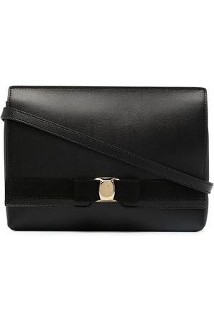 Salvatore Ferragamo Vida bow-embellished crossbody bag