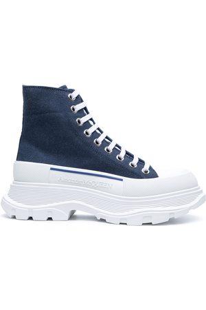 Alexander McQueen Tread Slick sneaker boots
