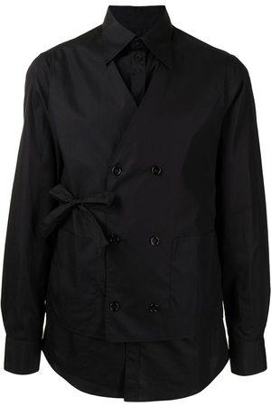 Dolce & Gabbana Layered cotton shirt