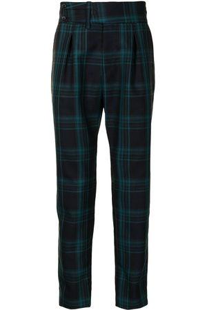 Dolce & Gabbana Tartan check trousers