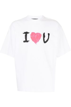 Balenciaga Graphic-print short-sleeve T-shirt