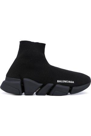 Balenciaga Speed logo-print sneakers