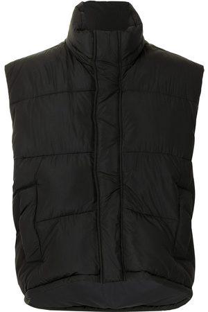 Balenciaga High-neck gilet jacket