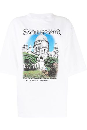 Balenciaga Photograph-print short-sleeve T-shirt