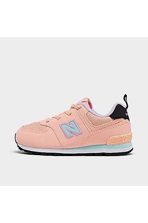New Balance Girls' Toddler 574 Casual Shoes in / Size 4.0