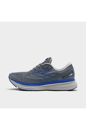 Brooks Men Running - Men's Glycerin 19 Running Shoes in Grey/Quarry