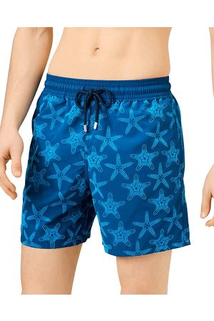 Vilebrequin Moorea Flock Starfish Swim Trunks