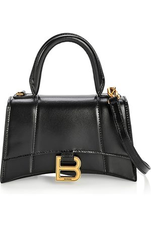 Balenciaga Hourglass Xs Top Handle Bag