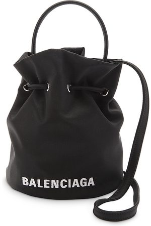 Balenciaga Xs Wheel Drawstring Bucket Bag