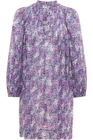 Isabel Marant Virginie Printed Cotton Mini Dress