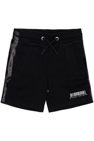 Diesel Printed Cotton Shorts