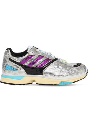 adidas Zx 4000 Sequined Sneakers