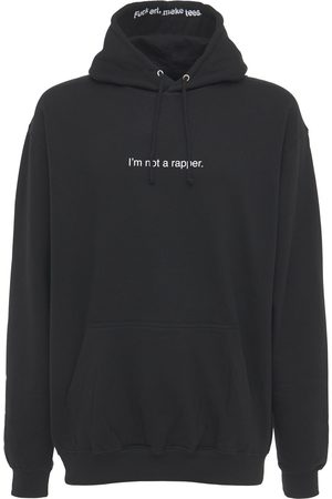 F.A.M.T. I'm Not A Rapper Cotton Sweatshirt