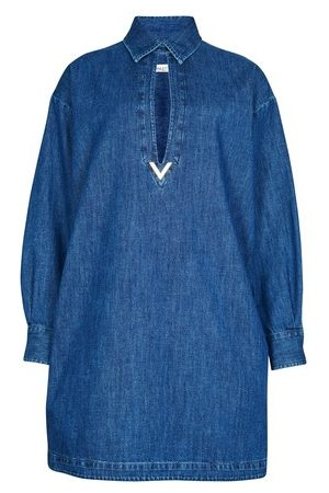 VALENTINO Women Dresses - Denim dress