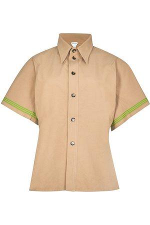 Bottega Veneta Short sleeves shirt