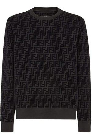 Fendi Piqué Sweatshirt