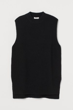 H&M Rib-knit Sweater Vest