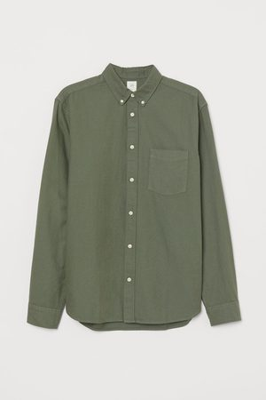 H&M Regular Fit Oxford Shirt