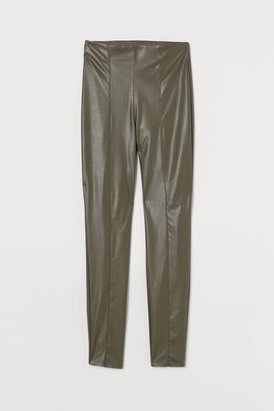 H & M Women Jeans - Leggings with Creases