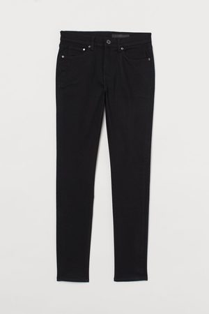 H&M Skinny No Fade Jeans