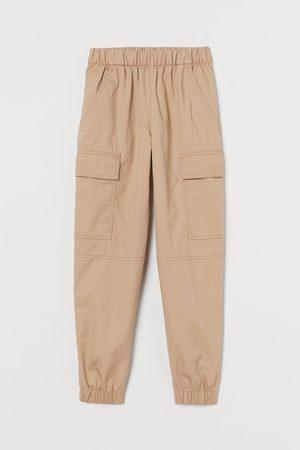 H&M Kids Cargo Pants - Cotton Cargo Pants