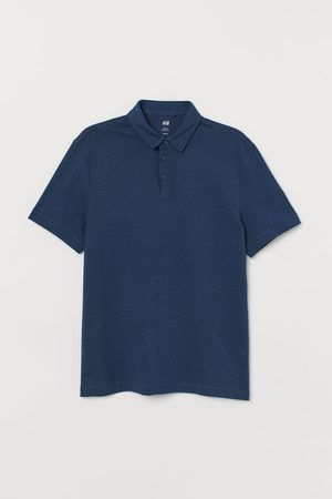 H&M Men Polo Shirts - Slim Fit Polo Shirt