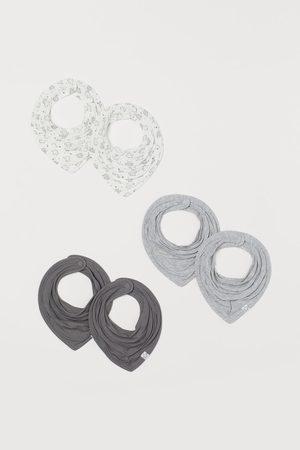 H&M 6-pack Triangular Scarves