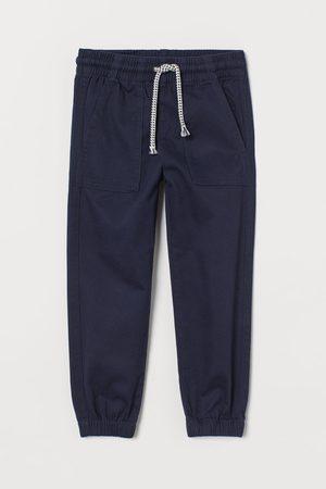 H & M Twill Pull-on Pants