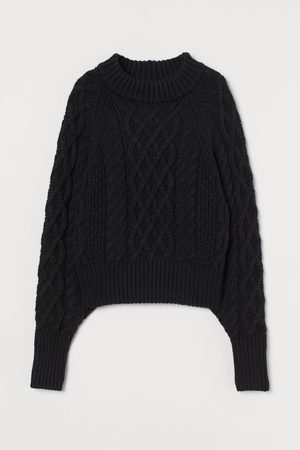 H&M Women Sweaters - Cable-knit Sweater