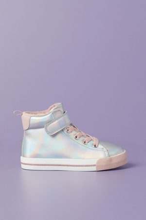 H&M Shimmery High Tops