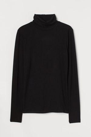 H&M Women High Necks - Open-backed Top