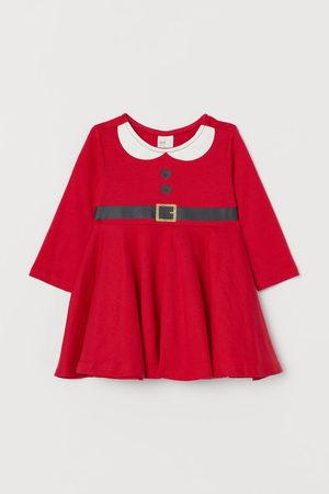 H&M Cotton Jersey Dress
