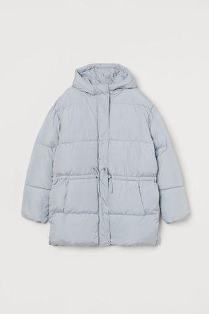 H&M Women Puffer Jackets - Drawstring-waist Puffer Jacket