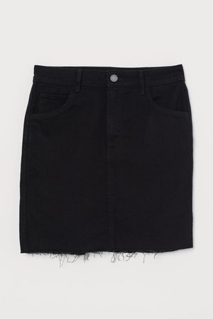 H&M Short Denim Skirt