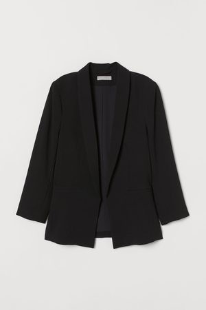 H&M Women Gilets - Straight-cut Jacket