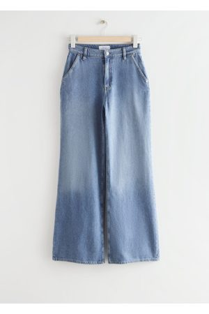& OTHER STORIES Wide Relaxed Jeans
