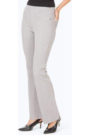Foxcroft Women Flares - Soho Flared Leg Jeans