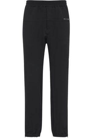 1017 ALYX 9SM Men Sweatpants - Logo Appliqué Tech Track Pants