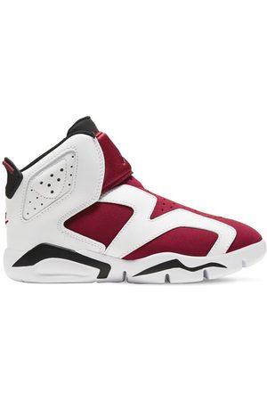 Nike Jordan 6 Retro Little Flex Sneakers