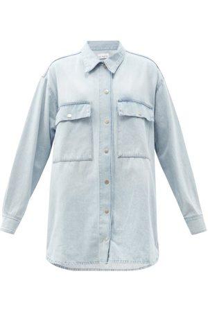 Raey Oversized Denim Shirt - Womens
