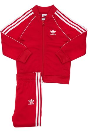 adidas Tech Recycled Track Jacket & Pants