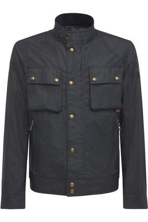 Belstaff Men Jackets - Racemaster Cotton Jacket