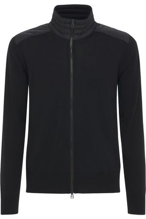 Belstaff Kelby Wool Knit Zip Cardigan
