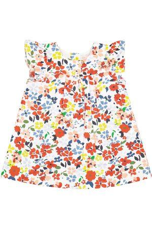 BONPOINT Baby Laurie floral cotton dress