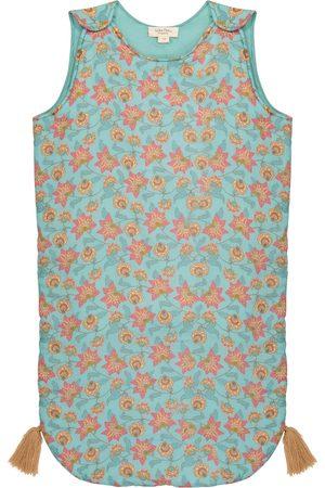 Louise Misha Masha floral cotton bunting bag