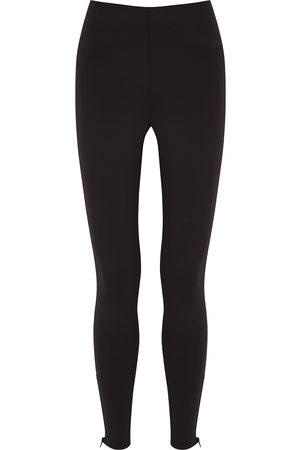 ALICE+OLIVIA Maddox stretch-jersey leggings