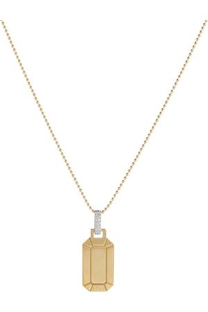 EÉRA Tokyo Small 18kt necklace with diamonds